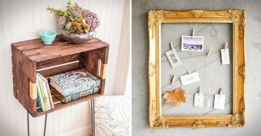 ideas para organizar cosas en casa