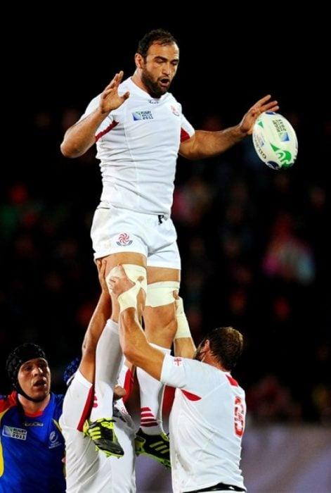 Mamuka Gorgodze rugby