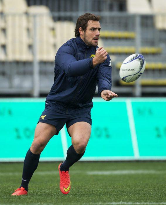 Nicolás Sánchez rugby