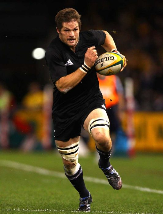 Richie McCaw rugby