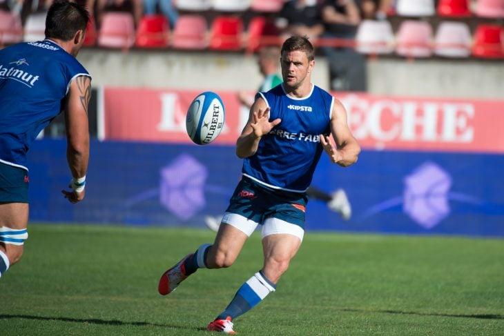 Rory Kockott rugby