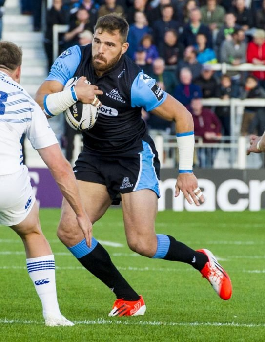 Sean Lamont Rugby