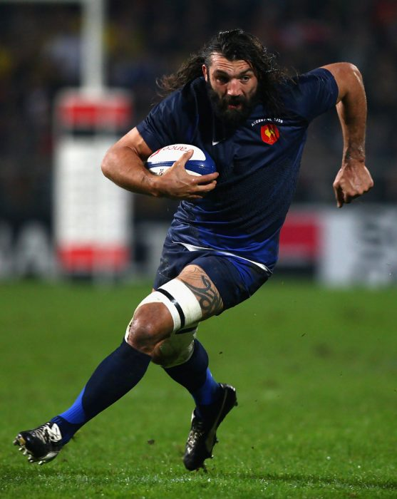 Sebastien Chabal rugby