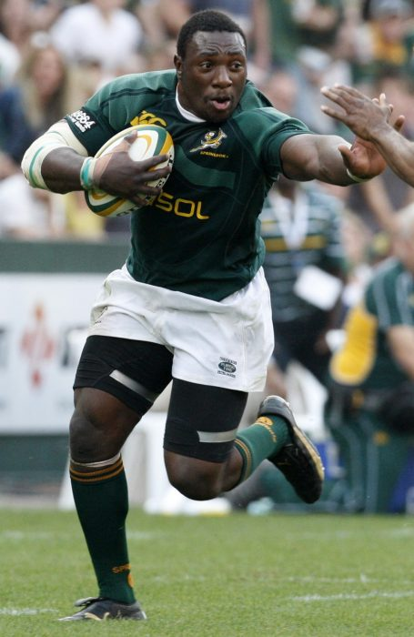 Tendai Mtawarira rugby