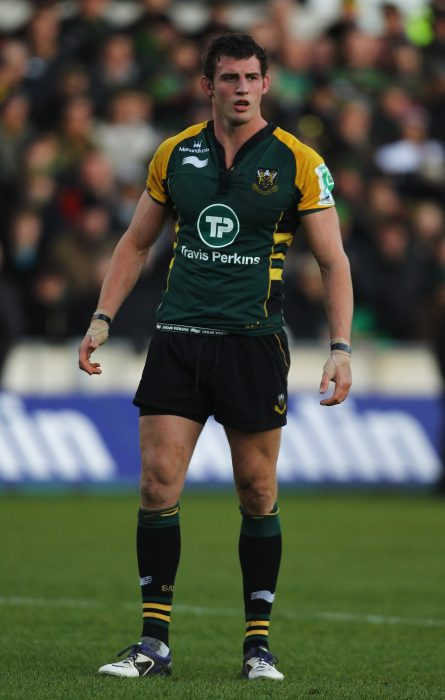 Tom Wood rugby
