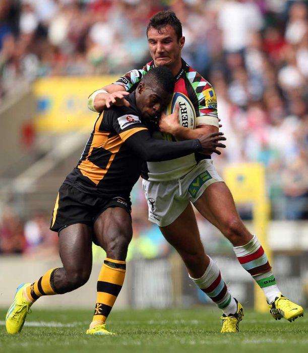 George Lowe rugby