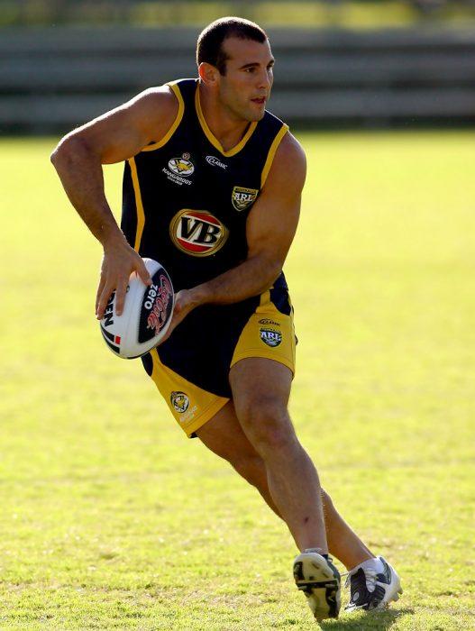 Anthony Laffranchi rugby