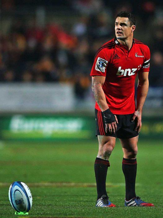 Daniel Carter rugby