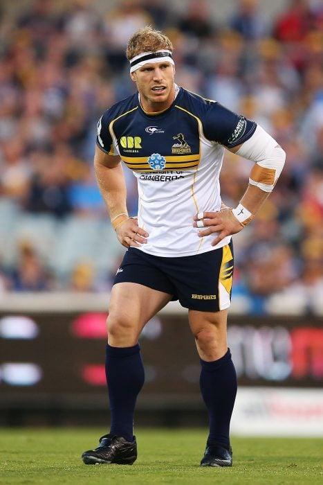 David Pocock rugby