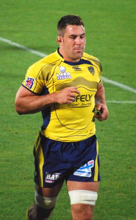 Jamie Cudmore rugby