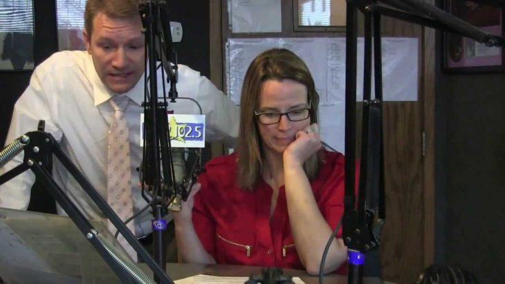 locutores estación de radio KSTZ