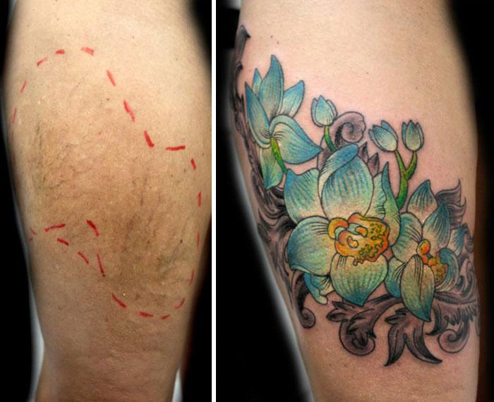 Esta Mujer Tatúa Gratis A Mujeres Que Sufrieron Violencia