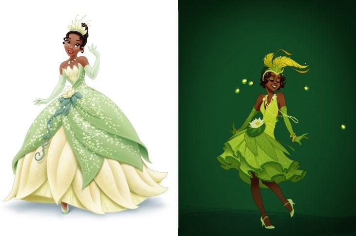 princesas Disney según época (1)