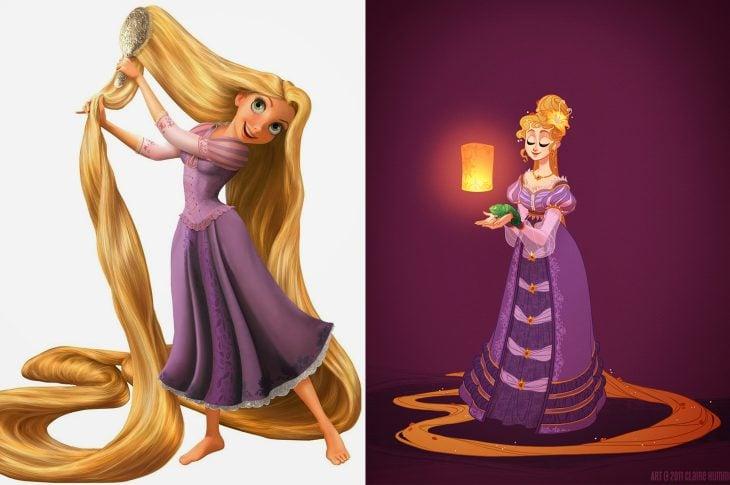 princesas Disney según época (12)