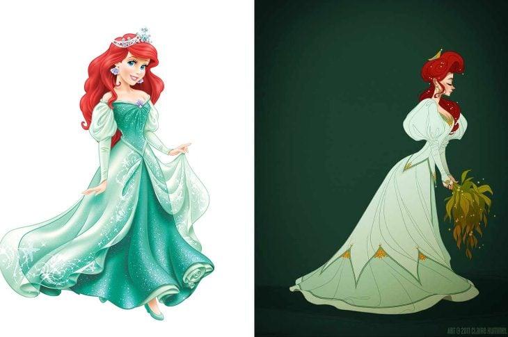 princesas Disney según época (2)