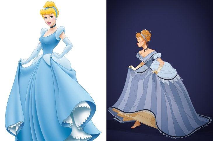 princesas Disney según época (6)