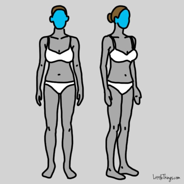 gráfico problemas con la tiroides depresión