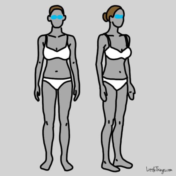 gráfico problemas con la tiroides sueño