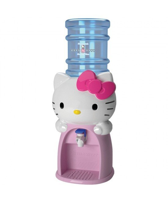 Despachador de agua de Hello Kitty