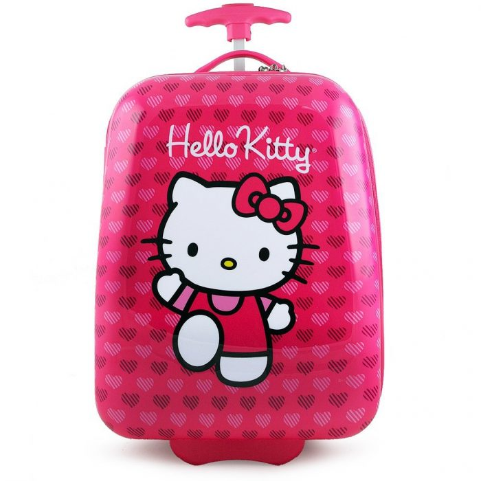 Maleta de Hello Kitty