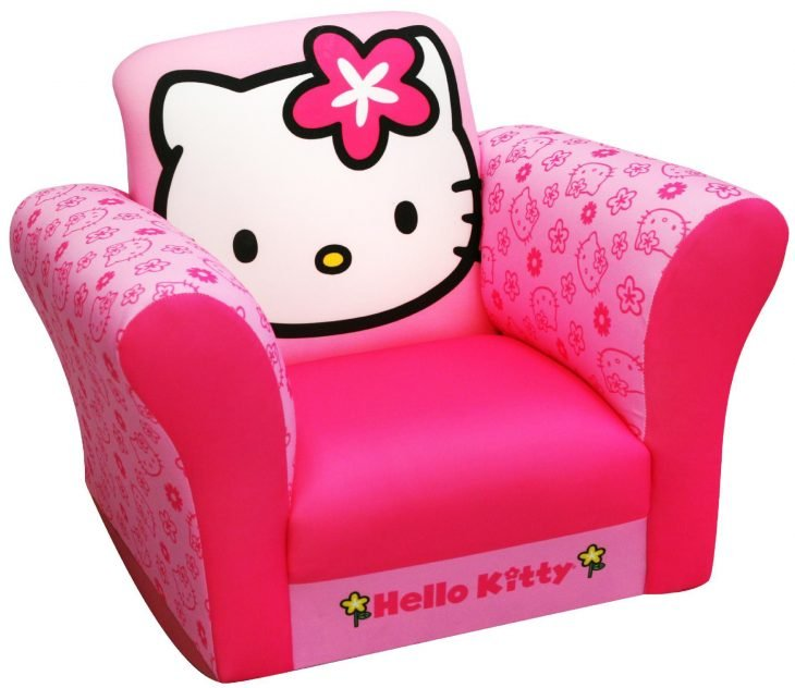 Sofá de Hello Kitty
