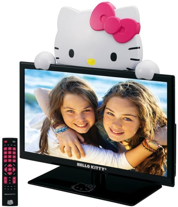 Televisión de Hello Kitty