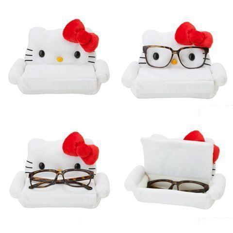 Estuche para lentes de Hello Kitty