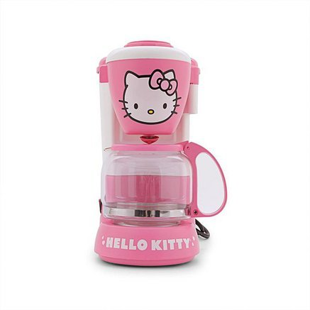 Cafetera de Hello Kitty