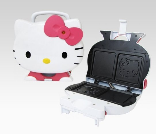 Sandwichera de Hello Kitty