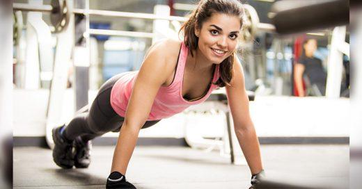 mujeres comunes en el gimnasio