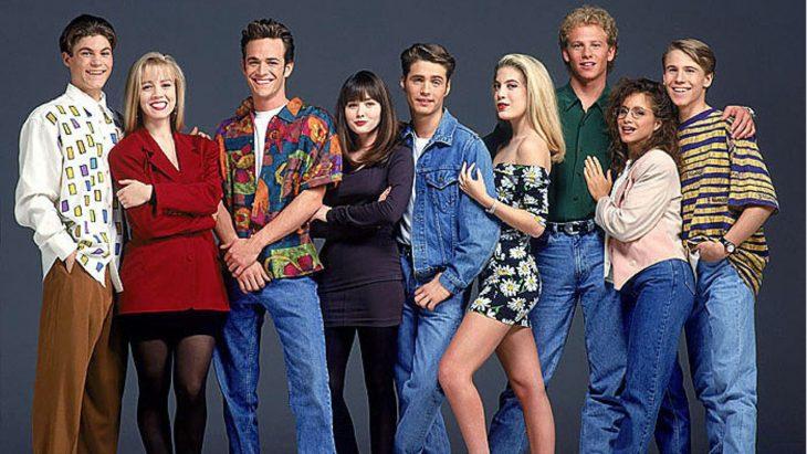 Actores Beverly Hills 90210