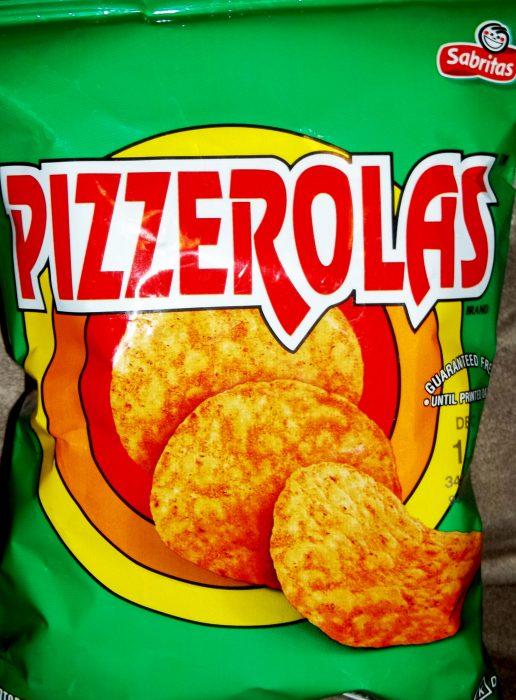 bolsa de pizzerolas