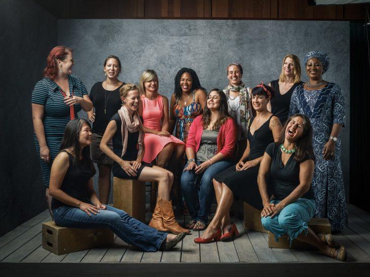 12 mujeres científicas