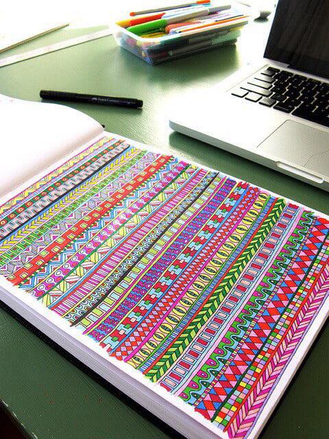 Dibujo de patrones