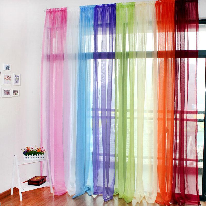 25 trucos f ciles que puedes hacer tu misma en tu hogar for Colores de cortinas