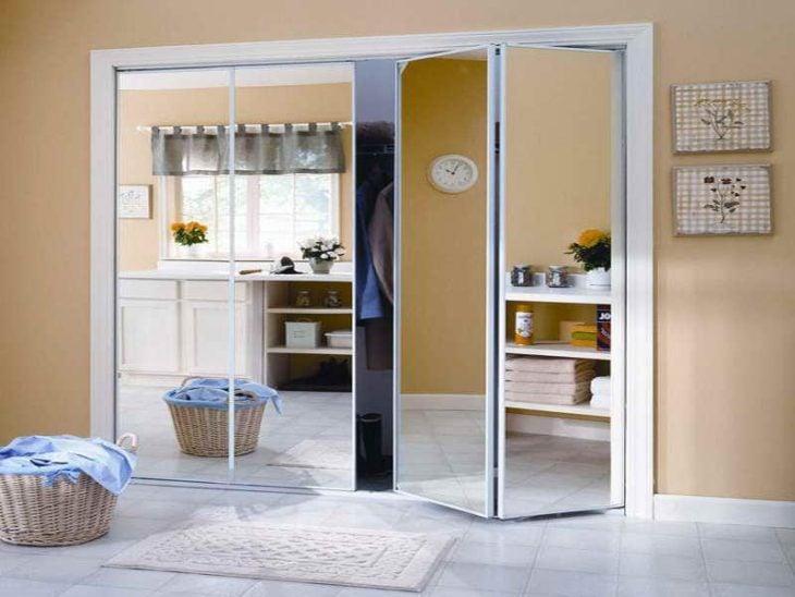 espejos con marcos para puerta de closet