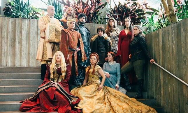 game of thrones disfraz para halloween