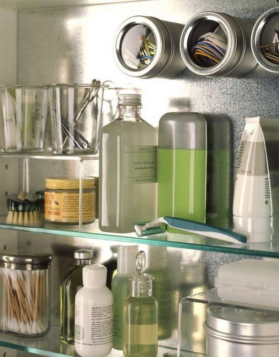Especieros magneticos que podrás colocar en tu baño