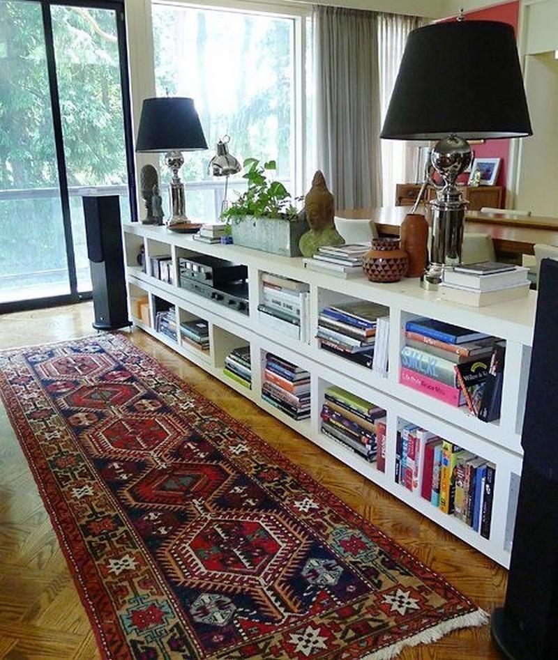 30 ingeniosas formas de mantener organizados tus espacios. Black Bedroom Furniture Sets. Home Design Ideas