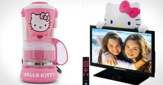 25 Productos que volverán loca a cualquier amante de Hello Kitty. ¡Te encantarán!