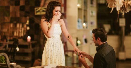 Te mereces lo mejor: Nunca te conformes con salir con alguien que no te haga sentir mariposas