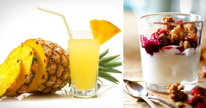 Desintoxica tu cuerpo y pierde ¡hasta 5 kilos! con estas dos dietas