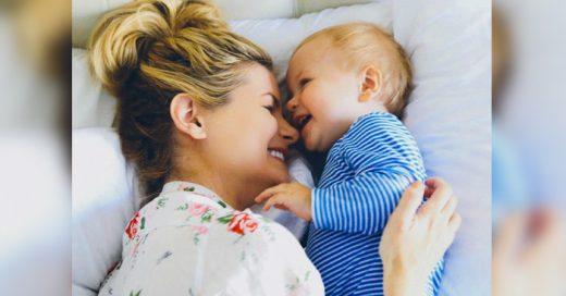 Estas son las razones que explican por qué los bebés no duermen toda la noche