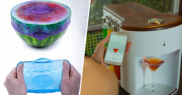 El futuro llega a nuestras cocinas gracias a estos novedosos utencilios