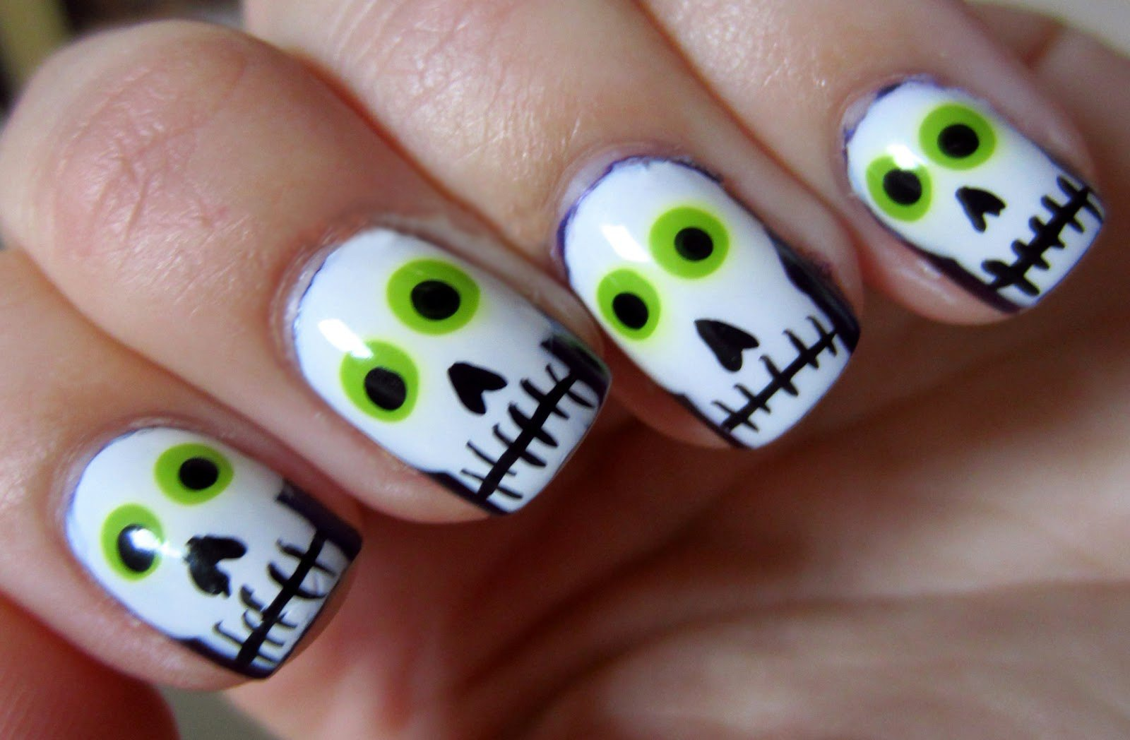 35 dise os para lucir unas u as perfectas en halloween for Disenos para decorar