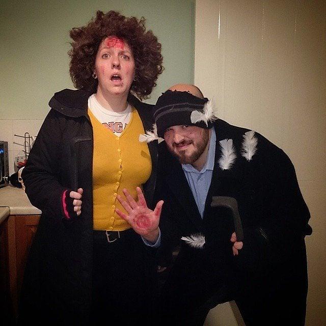 Inspiración de disfraces de los 90's para halloween (1)