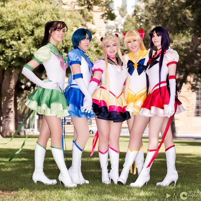 Disfraz de sailor moon