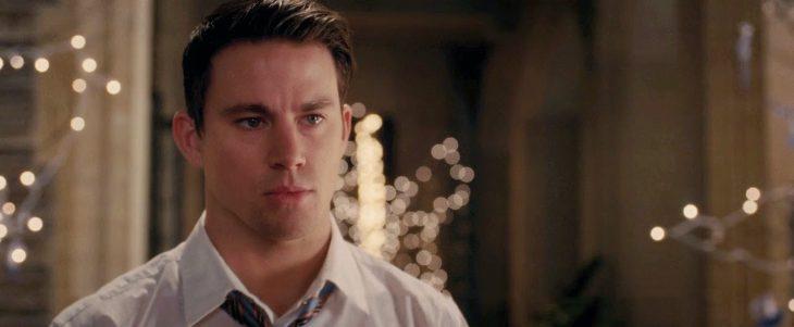 Channing Tatum en la película Votos de amor