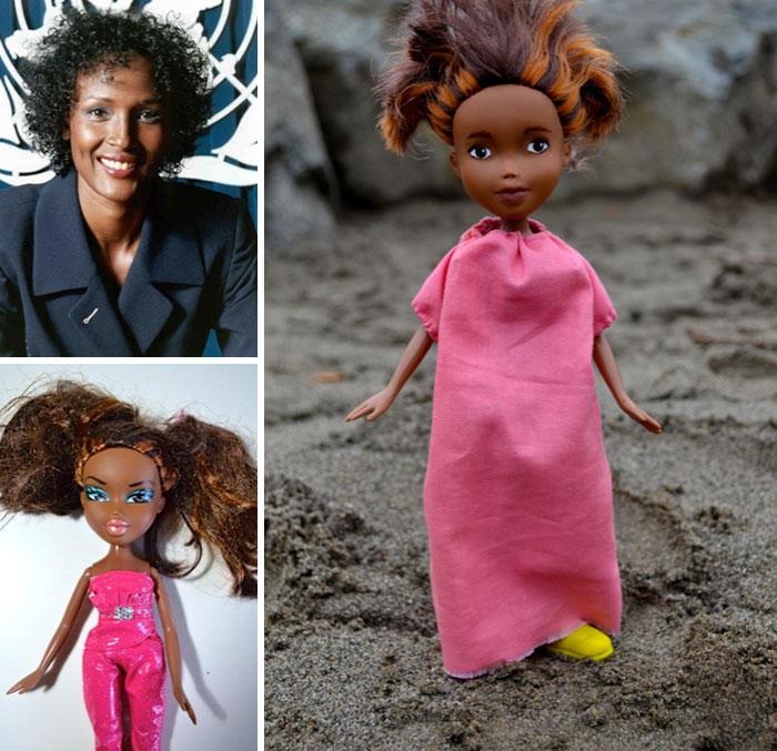 Muñecas inspiradas en grandes mujeres (2)