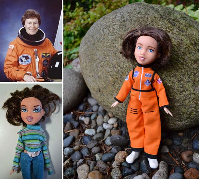 Muñecas inspiradas en grandes mujeres (4)